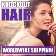 Knockout hair knockouthair on pinterest our home is las vegas nevada show some pride for you home and comment belowhellip find this pin and more on halo hair extensions pmusecretfo Gallery