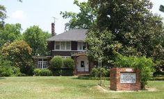 The F. Scott & Zelda Fitzgerald Home, Montgomery, AL