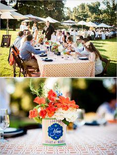 Beautiful wedding at UC Davis Arboretum