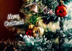 Golden Christmas greetings | Weihnachtskarten | Echte Postkarten online versenden | MyPostcard.com