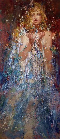 Splashes by Mstislav Pavlov