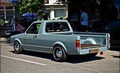 Classic vw caddy...