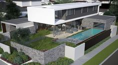 Noble Street residence in Australia by JAM Architects
