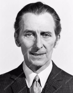 great Peter Cushing portrait from The Brides of Dracula 1717-29