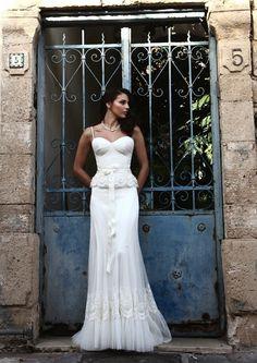 Beautiful bride by #GaliaLahav