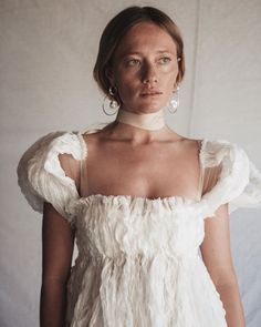 Silk Gown, Silk Organza, Just Over The Top, Bridal Dresses, Off Shoulder Blouse, Fashion Forward, Feminine, Gowns, Bride