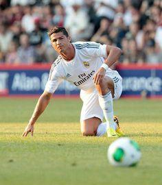Cristiano Ronaldo #Real Madrid