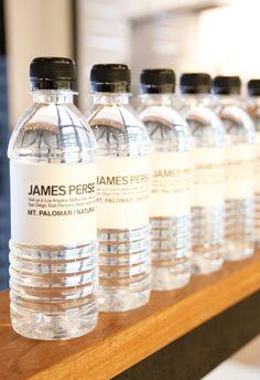〈JAMES PERSE〉JAMES PERSE Original Water