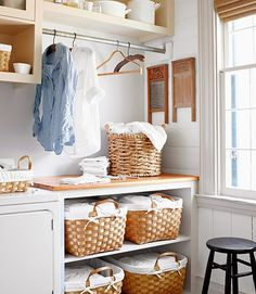 [Decotips] Integrar la zona de lavadero en la cocina | Decorar tu casa es facilisimo.com