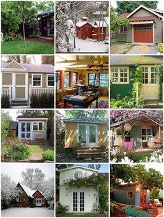 Backyard Studio Ideas