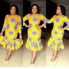See the Latest Kente Styles Ghana African Fashion Designers, Latest African Fashion Dresses, African Dresses For Women, African Print Dresses, African Print Fashion, Africa Fashion, African Attire, African Wear, African Women