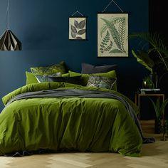 Image result for vintage brand bedding green velvet