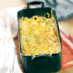 Gratin de pâtes aux épinards | Recette Minceur | Weight Watchers