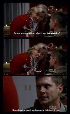 A very supernatural Christmas