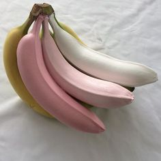 Image de banana, pink, and pastel Pretty Pastel, Pastel Pink, Pastel Colors, Rainbow Pastel, Pastel Palette, Pastel Shades, Pink Yellow, Foto Art, Arte Pop