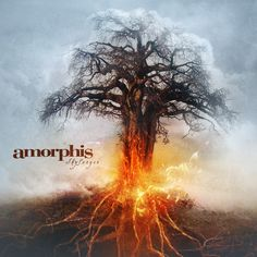 AMORPHIS (Progressive Metal) - One of the most amazing Metal bands.