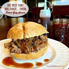 The Best Dang Barbecue Sauce Ever - Dead Guy Sauce - Sweet Little Bluebird