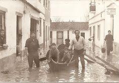 coruche floods 1970