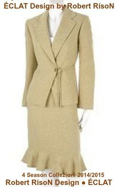 Classic English Look Braised button closure w strap tie and angled front  w notched 00821e491