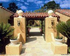 A romantic getaway, Casa Palmero At Pebble Beach