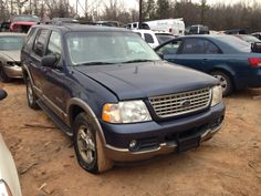 Need parts for a 2002 Ford Explorer? Ford Parts, Ford Explorer, Eddie Bauer, Spanish, Engineering, Android, English, Apple, Website