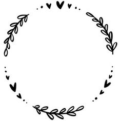 I think I'm in love with this design from the Silhouette Design Store! I think I'm in love with this design from the Silhouette Design Store! Silhouette Projects, Silhouette Design, The Silhouette, Silhouette Frames, Fond Design, Doodle Frames, Cursive Alphabet, Wreath Drawing, Cricut Creations
