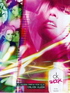 CK One Shock For Her by Calvin Klein (2011).