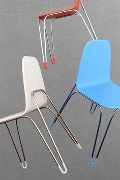 Tension Chair - Luke Mastrangelo
