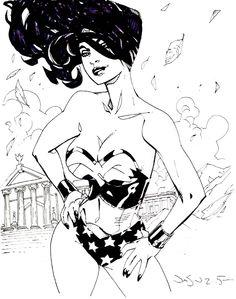 Wonder Woman by Jason Pearson