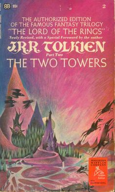 The Two Towers, J.R.R. Tolkien (1954)