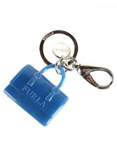 Porta chiavi Furla Candy anice. www.caterinaformenitni.it