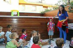 Magia con SuperChula