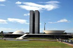 Congresso Nacional, Brasília (DF).