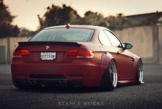 BMW 3 Series E 92