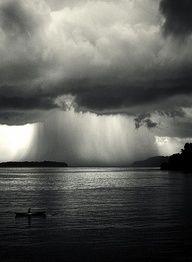 Storm | Mother Nature | Wild Cloud | Rain | Black & White | Photography | Amazing | Earth | Rain Clouds | Dark | Moody | www.republicofyou.com.au