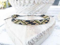 Etsy Jewelry, Jewelry Shop, Jewelry Stores, Handmade Jewelry, Jewelry Design, Etsy Handmade, Festival Bracelets, Bead Loom Bracelets, Bohemian Bracelets