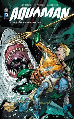 Aquaman tome 4 : La Preview - Infinity Comics - Blog d'actualité autour de l'univers Comics