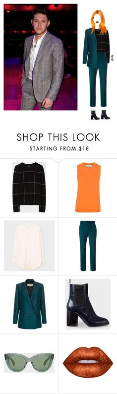 """""""Paul Smith Fashion Show W/ Niall"""" by grlalmighty97 ❤ liked on Polyvore featuring PS Paul Smith, Paul Smith and Lime Crime"""