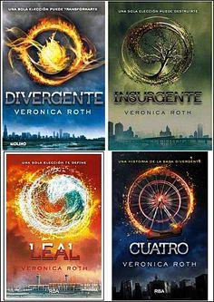 Veronica Roth. El mundo de #Divergente