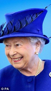 Mr Rosindell added: 'It's also for the young people – I remember the Silver jubilee as a kid and learnt how important these national occasions are.' (pictured Queen Elizabeth II in 2016)