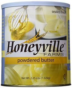 Powdered Butter - 2.25 Pound Can Honeyville Farms https://www.amazon.com/dp/B0098Q3LX0/ref=cm_sw_r_pi_dp_Turyxb48MFJQA
