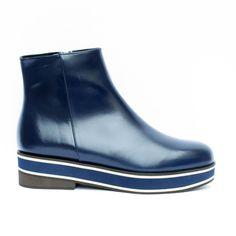 Paloma Barcelò Colorado Blue Boots