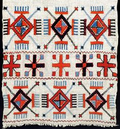 Ancient Ukrainian Embroidery