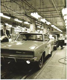 Dodge Production Line