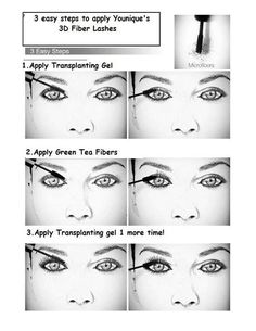 Younique 3D Lash Application So easy to use!
