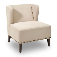 Finesse Vienna Wing Chair - Jute at the Foundary