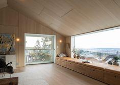 Casa Linnebo, Oslo, Noruega - Schjelderup Trondahl Arkitekter - foto: Jonas Adolfsen