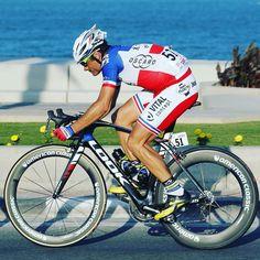 En Bleu-Blanc-Rouge Steven Tronet a réalisé un joli numéro lors de la dernière étape du Tour du Qatar. 100km à l'avant ! #championdefrance #fvc16 #lookcycle #tourofqatar - fortuneovitalconcept