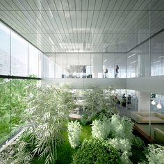 Office Building / Atelier Zündel Cristea
