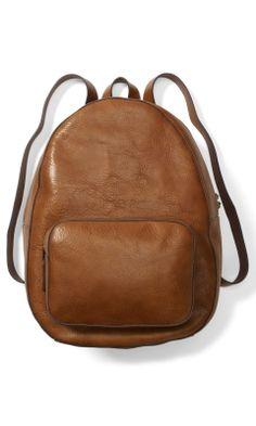 Tompkins Leather Backpack - Club Monaco Bags - Club Monaco